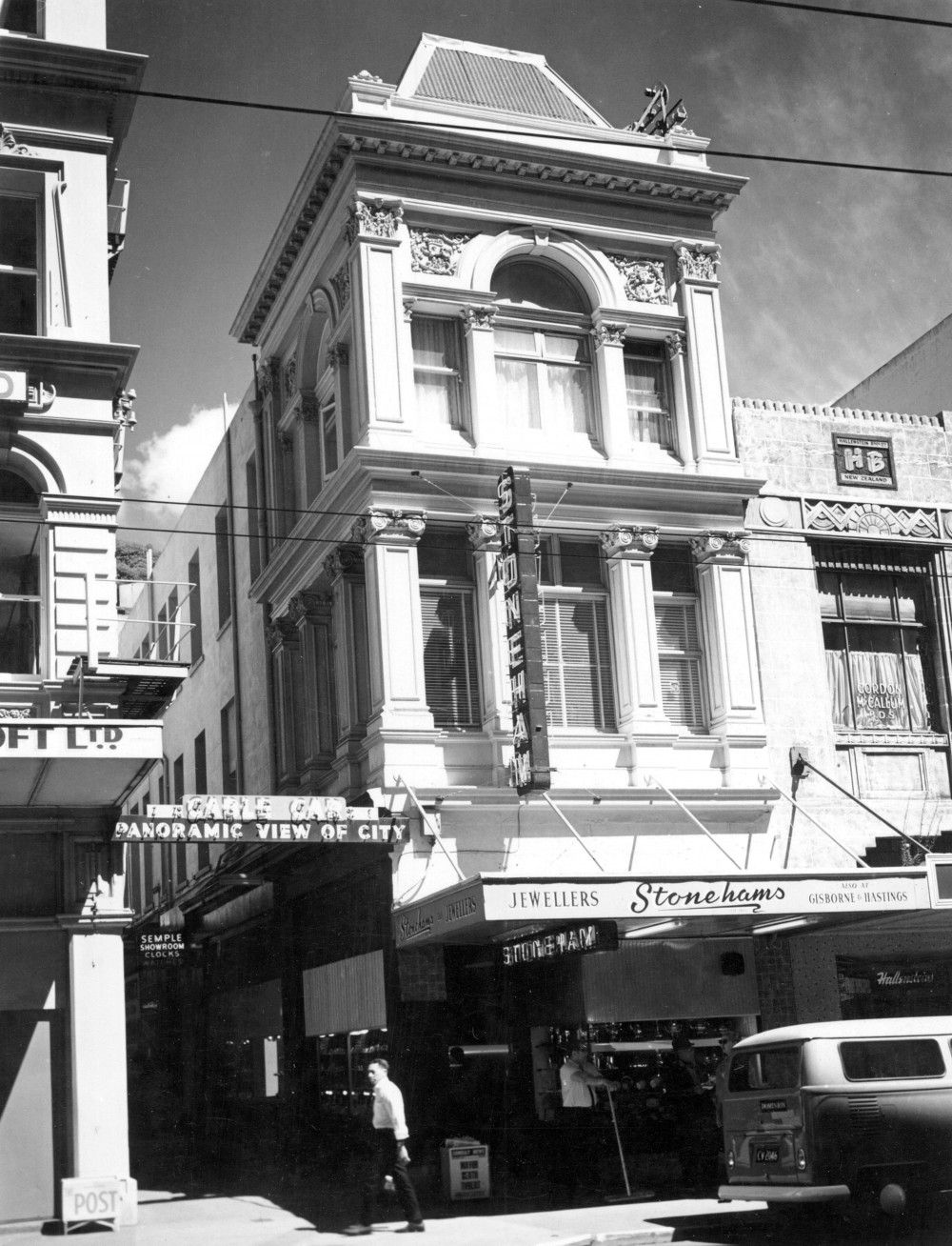 Location wellington central collection charles