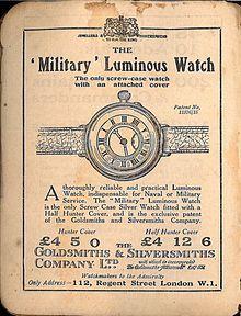 Trench watch - Wikipedia