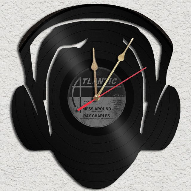 For The Music Lover In Your Life An Upcycled Vinyl