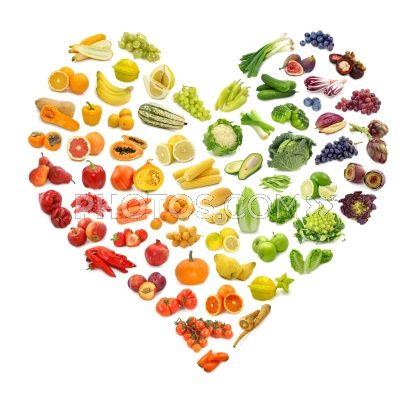 Love colourful food