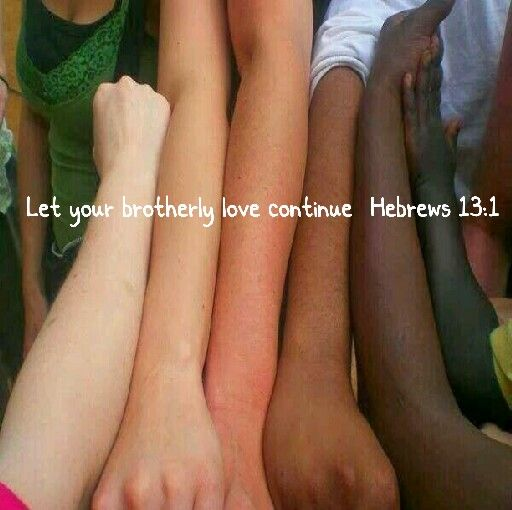 God created the beauty of many skin colors. No one is better than the other.