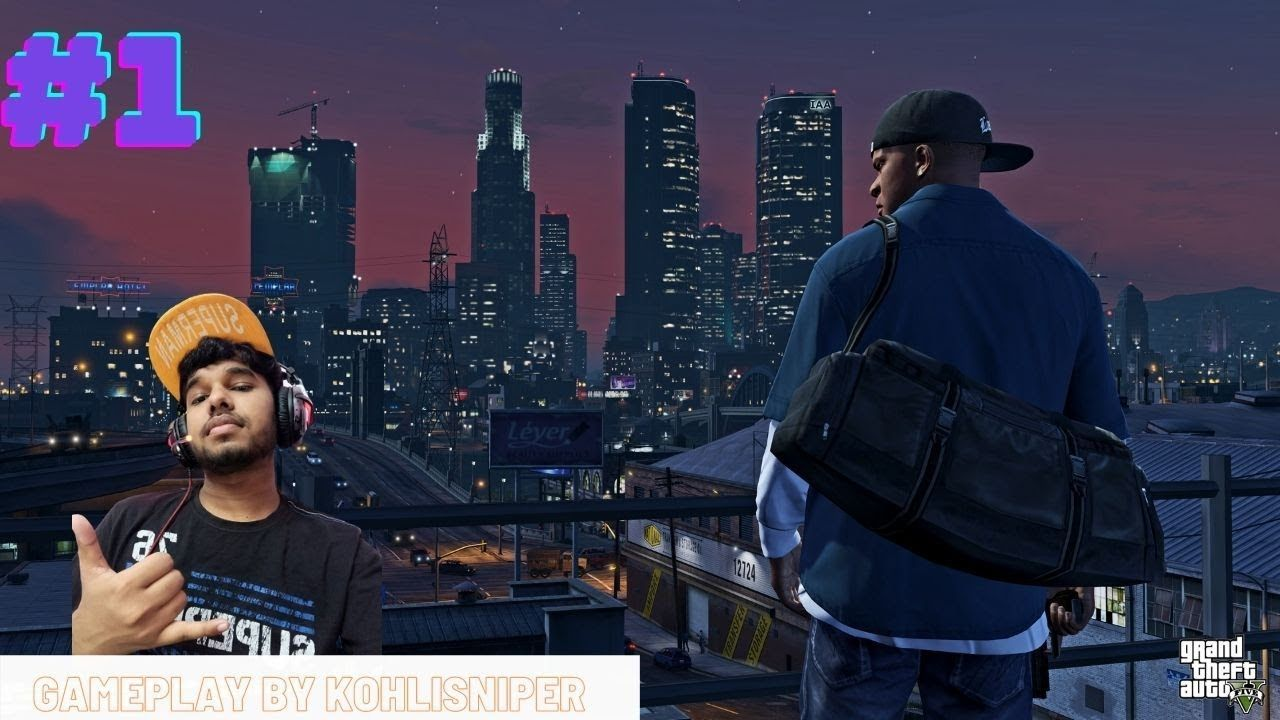 Grand Theft Auto 5 Gameplay Walkthrough Part 1 Hindi Gta 5 Ka New Gta 5 Grand Theft Auto Gta