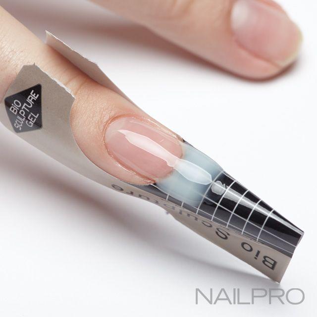 How To Sculpt Apex Sculpted Gel Nails Bio Sculpture Gel Nails Sculpted Nails