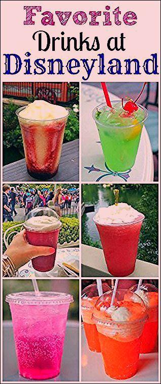 Photo of Favorite Drinks at Disneyland Resort