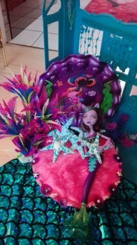 **Barbie Monster High Great Scarrier Reef Schreckensriff Schloss Möbel Haus**  In Spielzeug, Puppen U0026 Zubehör, Mode , Spielpuppen U0026 Zubehör | EBay