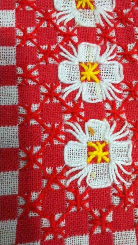 Correo: Rosa Puentes - Outlook   bordados en telas cuadrille o ...