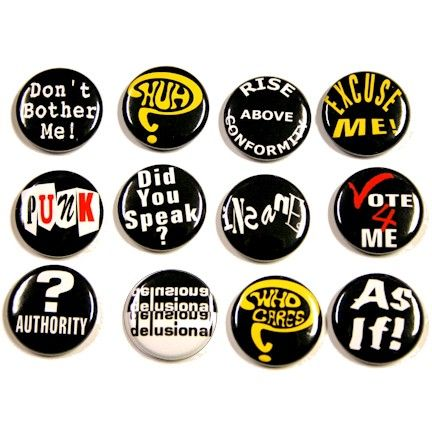 I Really Don/'t Have The Energy Off You F*ck Button Badge Choice 2 sizes Lapel