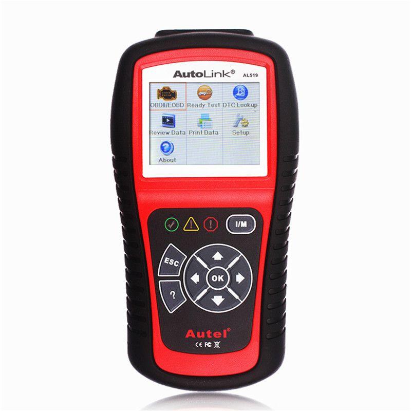 Autel autolink al519 auto scanner obd2 eobd car code
