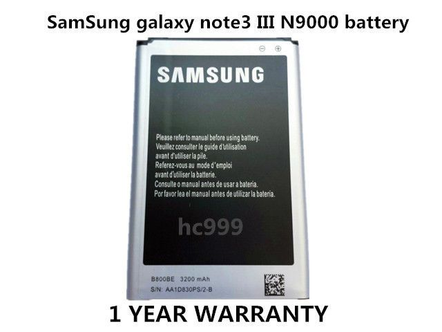 New Battery For Samsung Galaxy Note 3 Galaxy Note 3 Galaxy Note Samsung Galaxy