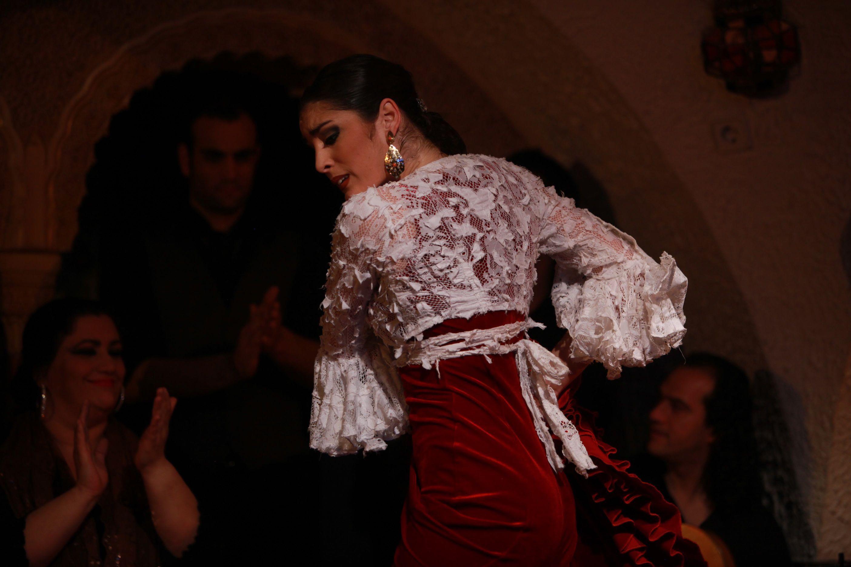 Olga Llorente. Mayo del 2009