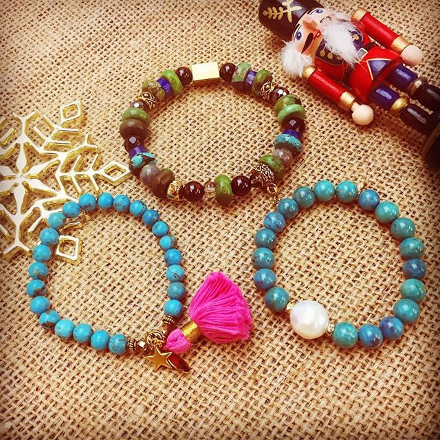 Birth stone in December is Turqouise, bringing good luck! #lovestone #sedona #gemstone #turquoise #birthstone #december #instajewelry #instadaily #Sage #Dearest #Aroma #ラブストーン #セドナ #パワーストーン #天然石アクセサリー #12月の誕生石 #ターコイズ #幸運 #フリー #サファリ #ターコイズナチュラル #ブレスレット #happy