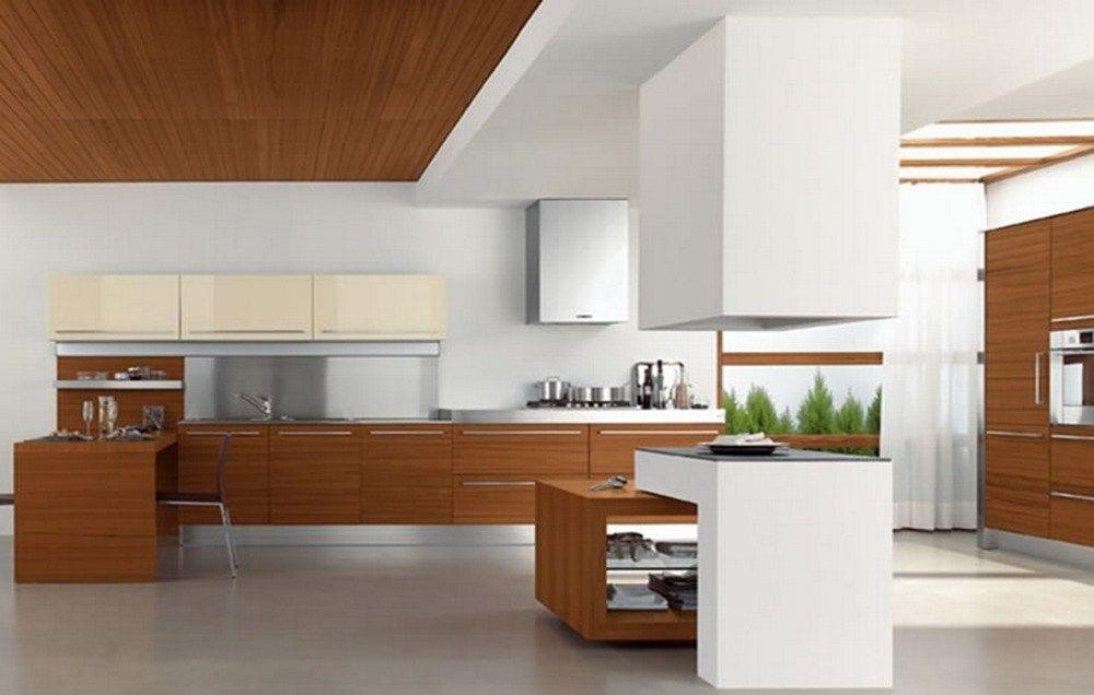 Contemporary Kitchen Design 2014 Interior Image Of ...