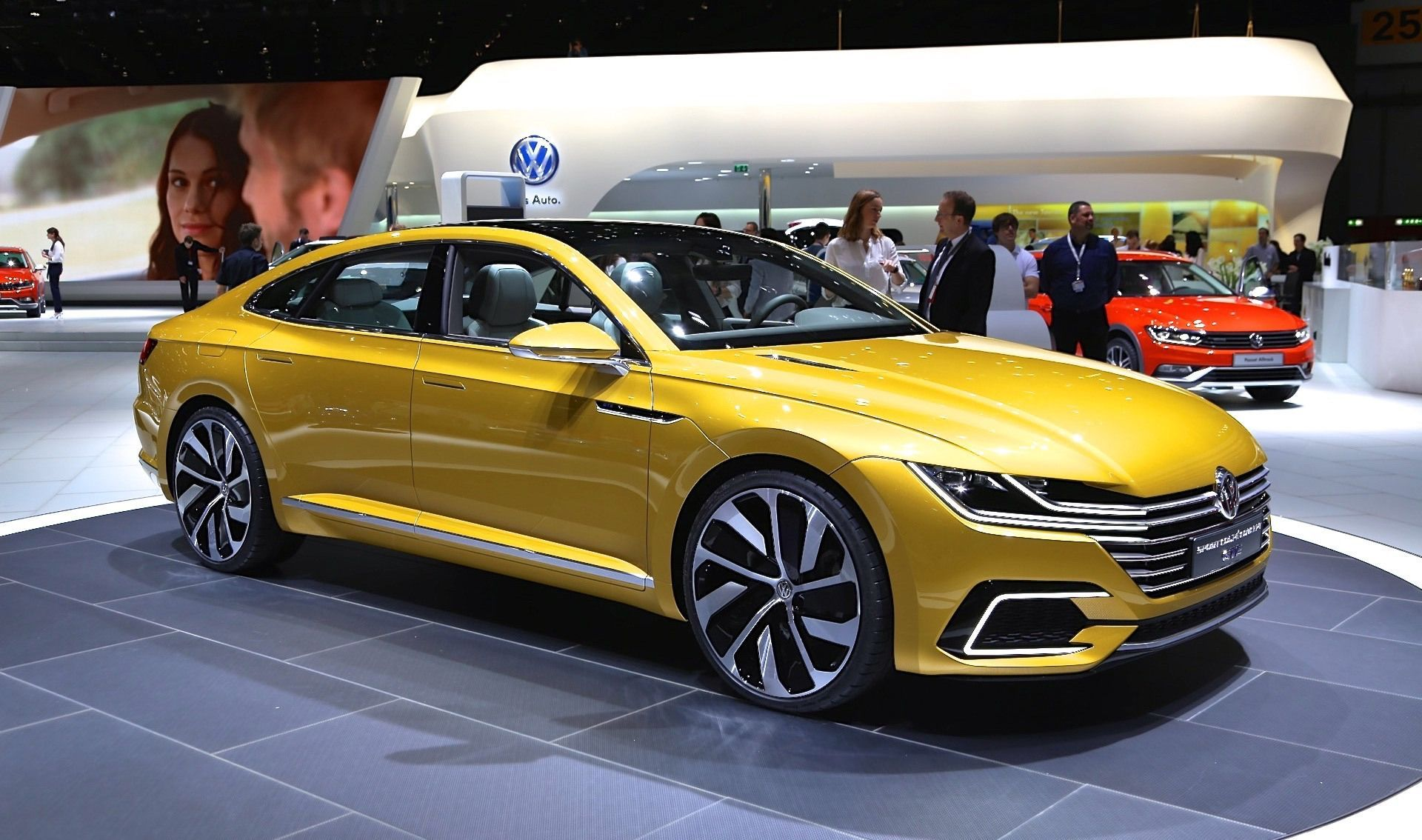 2020 The Next Generation VW Cc Spesification