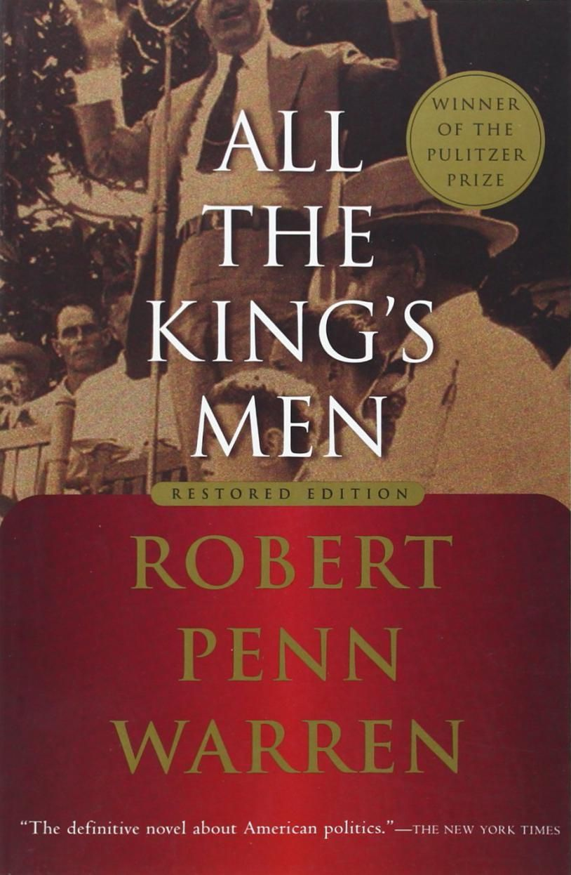12 Great Authors Pick Their Essential American Book Kings Man