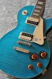 Gibson Epiphone Les Paul Traditional Pro Aqua Blue 2014 Model - Google Search