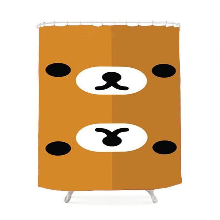 Rilakkuma Shower Curtain  aad84e57f