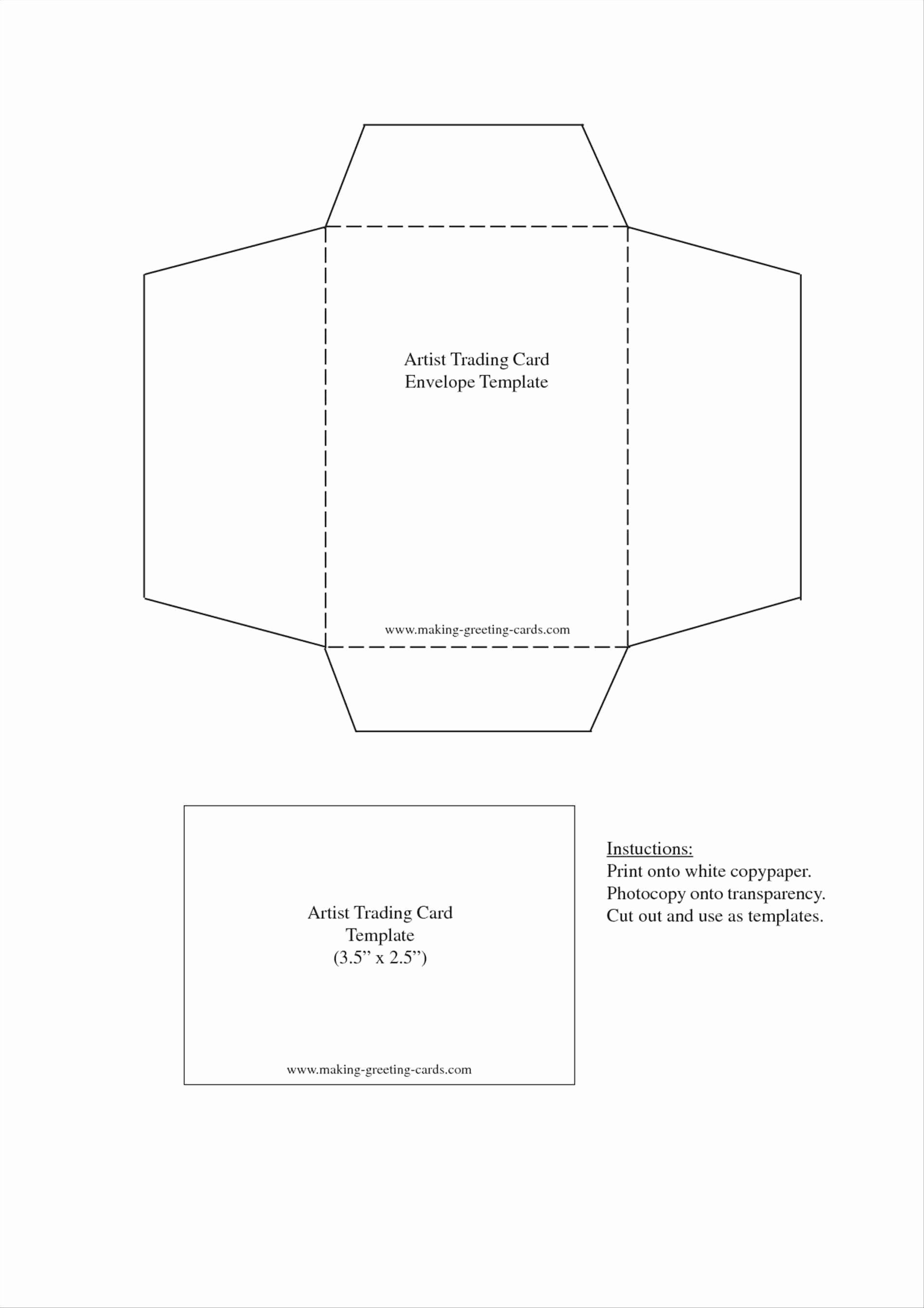 A7 Envelope Template Microsoft Word Unique Envelope Templates Sampletemplatez Sample Trading Card Template Gift Card Envelope Template Card Templates Printable