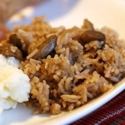 Water Chestnut Rice Pilaf #easyricepilaf Here is a very easy rice side dish to make, and so flavourful! Goes well with most dinners but particularly those with an Asian theme. #easyricepilaf Water Chestnut Rice Pilaf #easyricepilaf Here is a very easy rice side dish to make, and so flavourful! Goes well with most dinners but particularly those with an Asian theme. #easyricepilaf