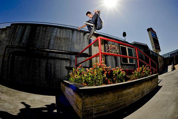 Morfina Skateboarding  Luan Oliveira  Skate e personalidade nos X ... 5d79872cac4