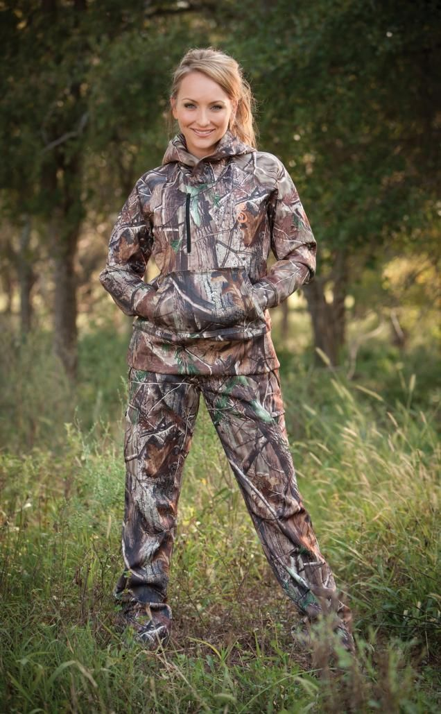 SHE Outdoor Apparel Expedition Tech Clothing