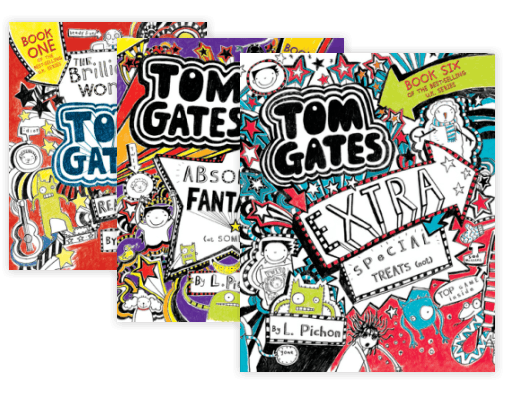 Pin By Aarav Ramidi On Tom Gates In 2020 Tom Gates Wimpy Kid Books Toms