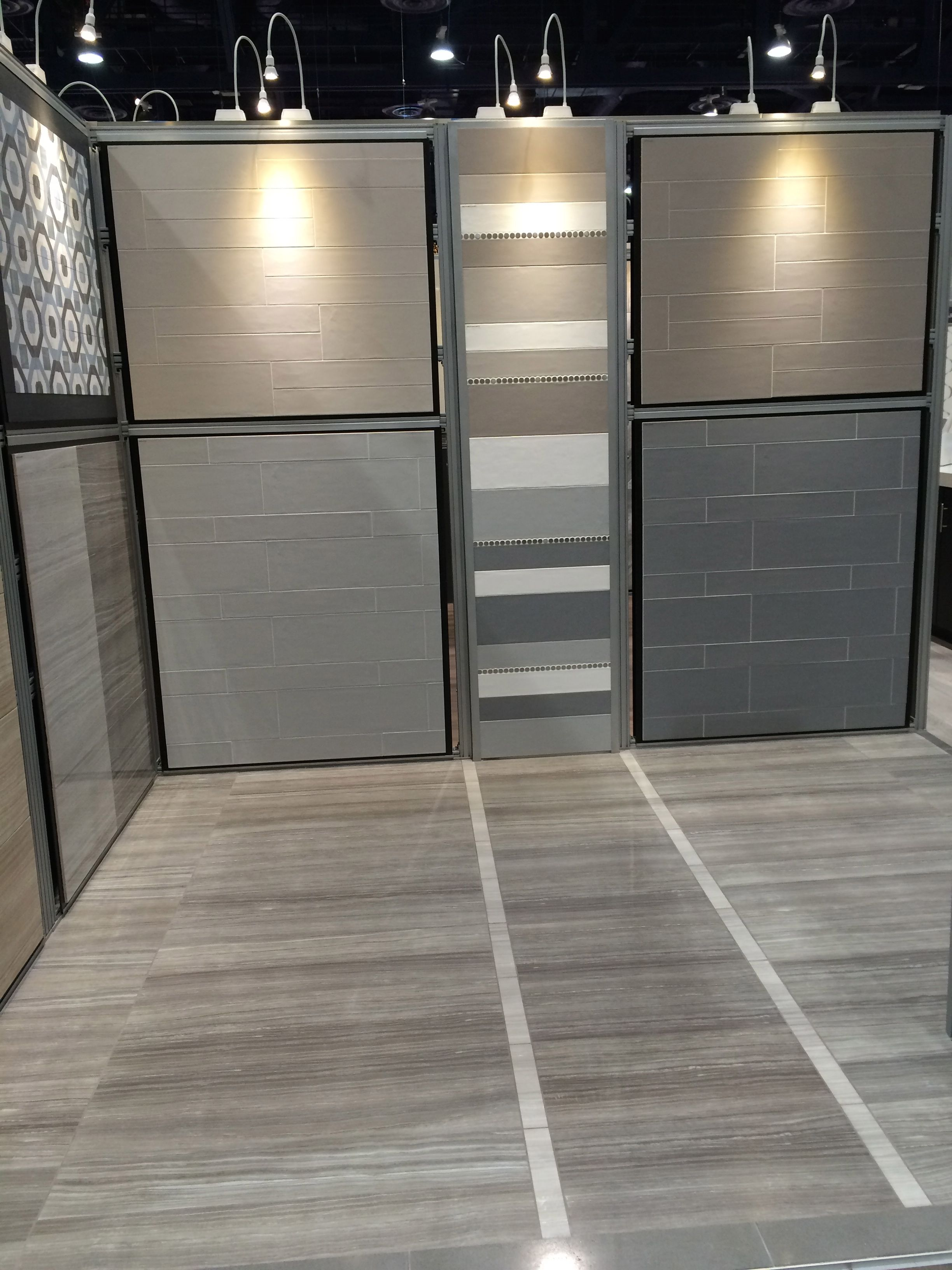Smooth Porcelain and Eramosa Floor Tile from Arizona Tile