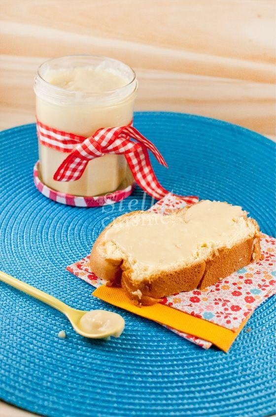 p te tartiner au chocolat blanc recettes au lait. Black Bedroom Furniture Sets. Home Design Ideas