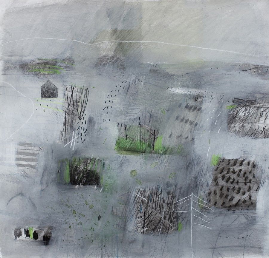 FIONA MILLAIS - Gallery II - work on paper