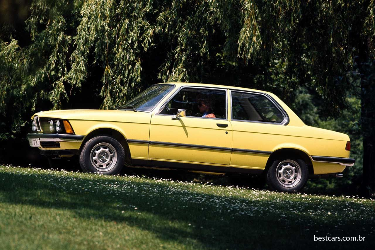 BMW Serie 3 - E21 - 320i 1975