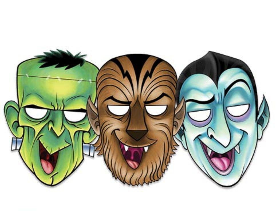 HalloweenMasksUKHorror1jpg  henna  tattoo facepaint