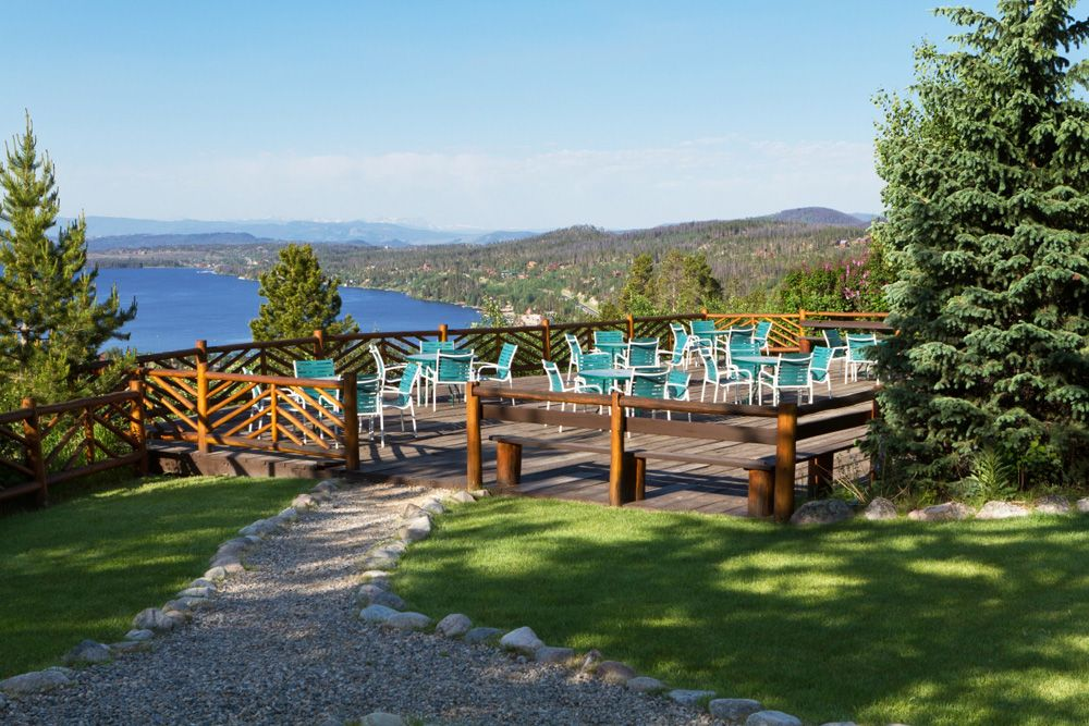 Rocky Mountain Colorado Weddings Grand Lake Lodge in