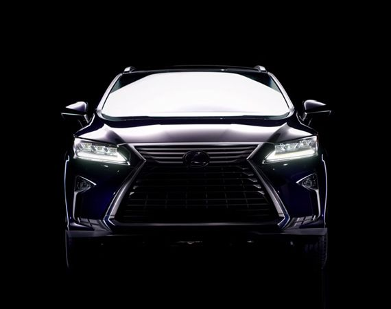Lexus International's Chief Engineer Talks the 2016 RX