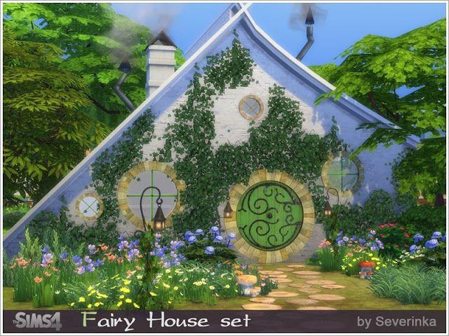 Fairy House Objects by Severinka