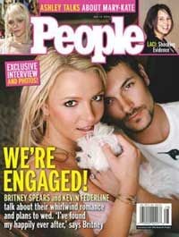 Britney Spears First Marriage