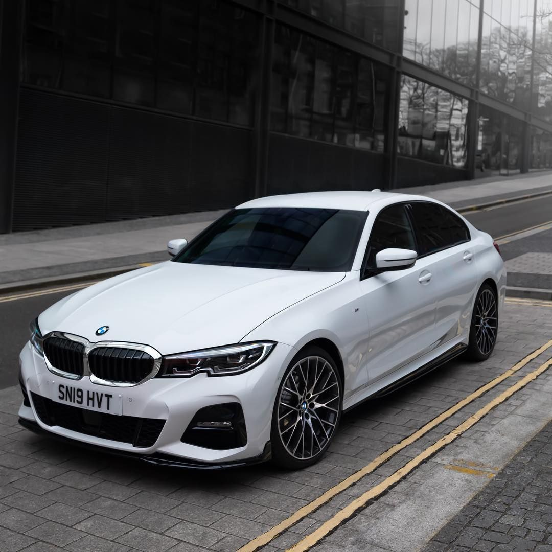 We Ve Added Some M Performance Accessories To Our New Bmw 3 Series