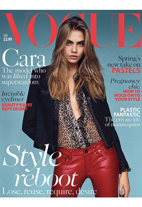 Vogue Jan 2014 UK