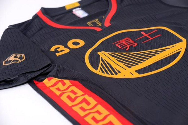 Image result for warriors chinese new years jersey  788ddea17