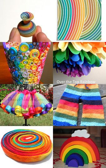 """Rainbows!!"""