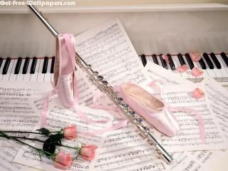 Download Musical Notes Wallpaper 10006