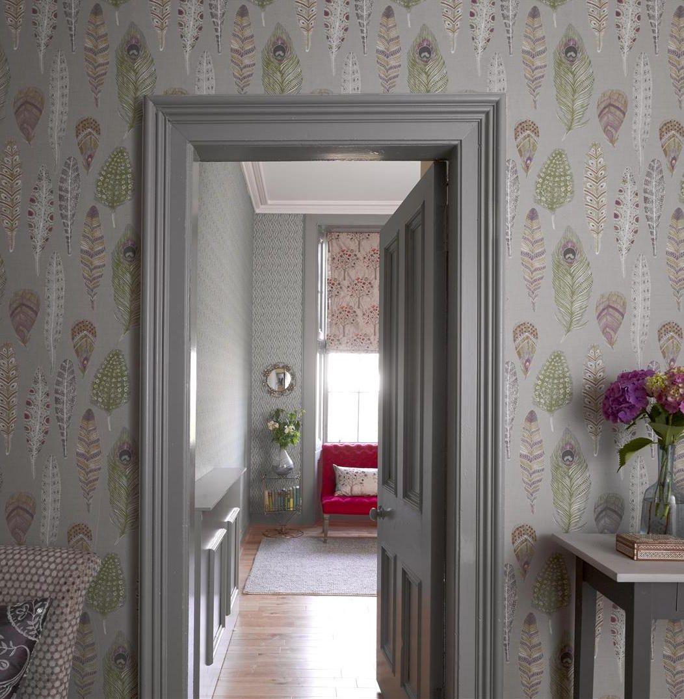16 Hallway Wallpaper Ideas For Your Home Hallway Wallpaper