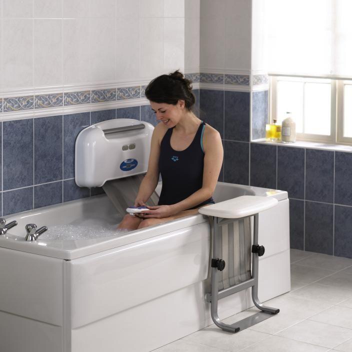 Wheelchair Assistance | Bath tub chair lifts | Launch Lab ...