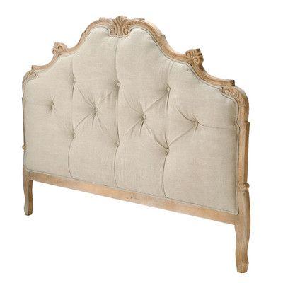 Upholstered Panel Headboard Queen Upholstered Headboard