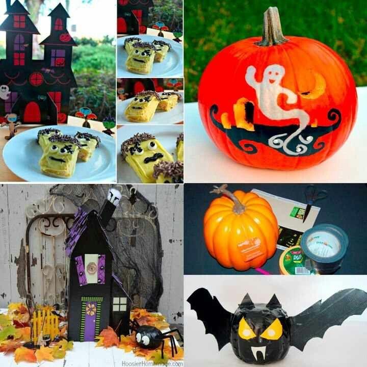 Pin by Amy Minard on Halloween Pinterest - fun halloween ideas