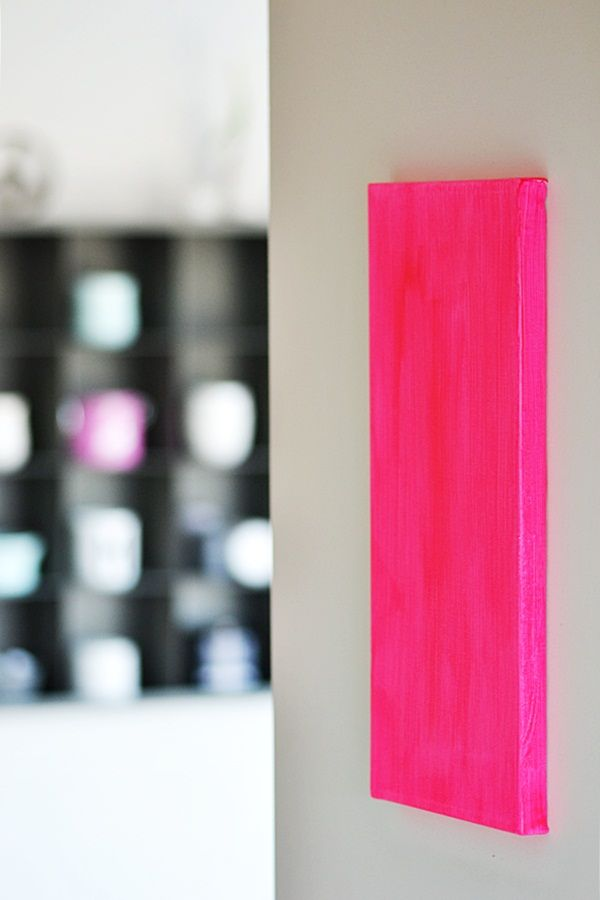 Méchant Design: a touch of neon