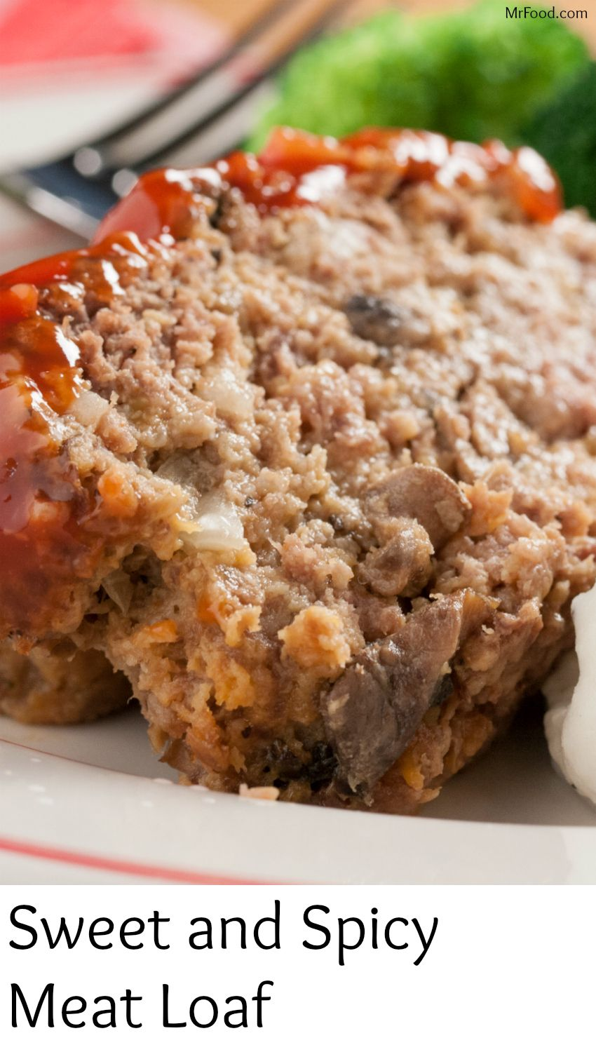 Sweet and Spicy Meat Loaf | Recipe | Sweet and spicy ...