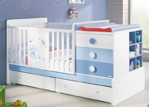 muebles de bebe cunas convertibles para tu beb