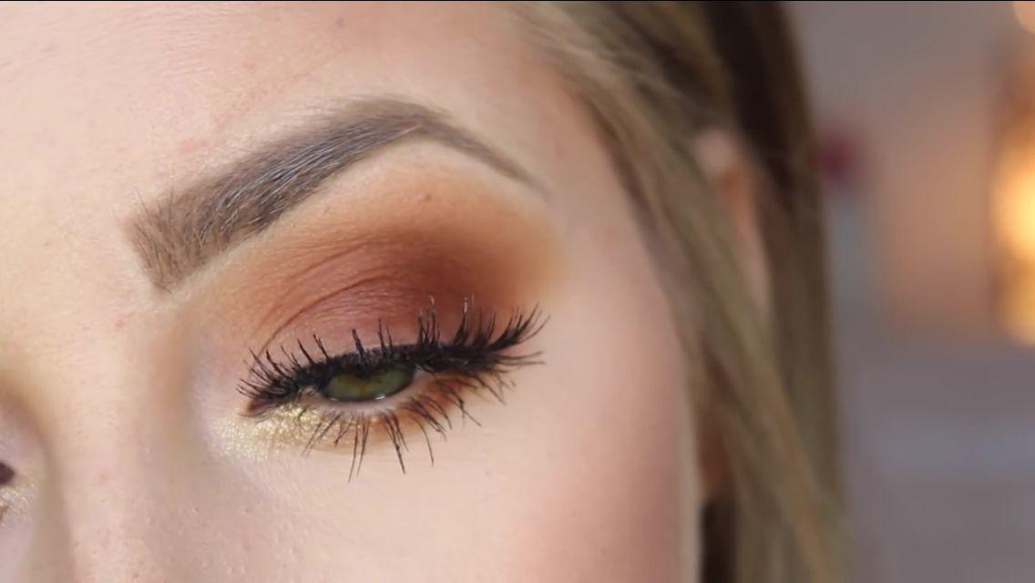 @ggtheblog #EyeMakeupDark | Orange eye makeup, Fall eye