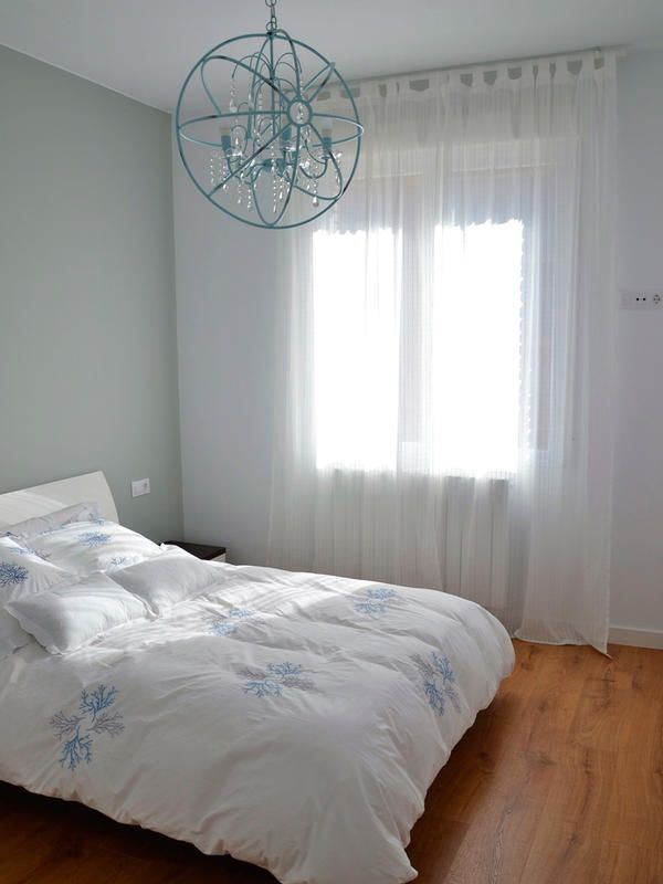 Una casa moderna decorada con estilo nórdico Departamentos - departamento de soltero moderno pequeo