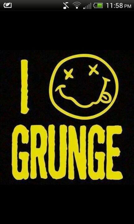 Grunge nirvana