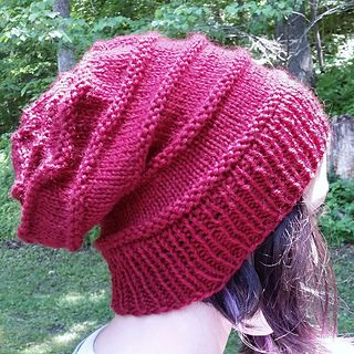 Photo of The Favorite Knit Slouchy pattern by Jamie Sande